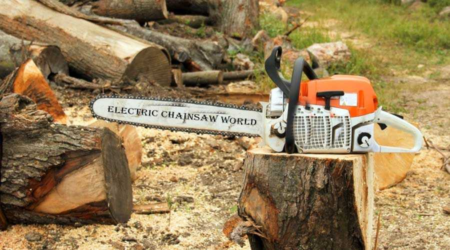 About Us - Electric Chainsaw World