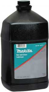 Makita 181116-A Bar and Chain Oil, 1 Gallon, Black