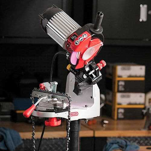 How To Use Electric Chainsaw Sharpener