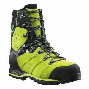 Haix Protector Ultra Work Boots - Men's, Lime Green, 7.5, Medium, 603110M 603110M 7.5