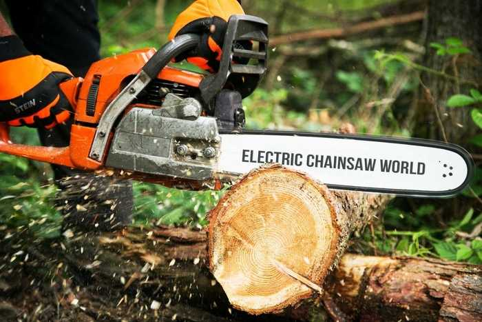 Electric Chainsaw World