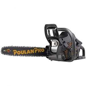 Poulan Pro 4016, 16 inches 40cc 2-Cycle Gas Chainsaw