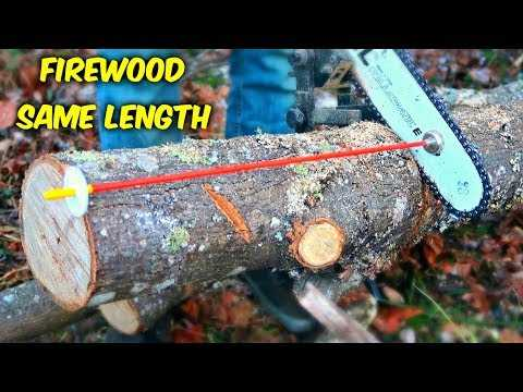 How To Quickly & Easily Measure Firewood