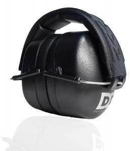 Professional Safety Ear muffs by Decibel Defence